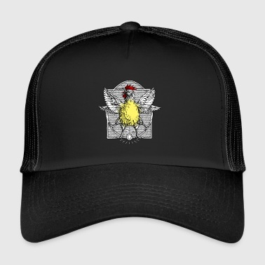 The rooster Vitruve2 - Trucker Cap