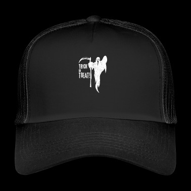 TRICK OR TREAT! - Trucker Cap