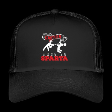 Watch Spartan - Trucker Cap