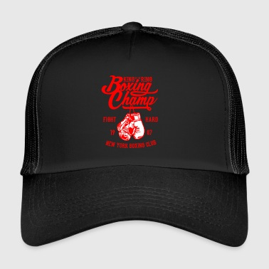 Boxing Champ - Trucker Cap
