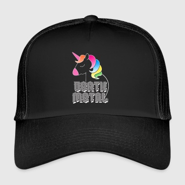 Death Metal Licorne - Trucker Cap