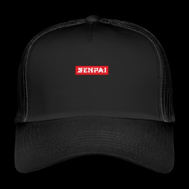Senpai gift for Anime Lovers - Trucker Cap