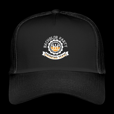 JGA - Bachelor - Party - Bachelor - Gift - Trucker Cap