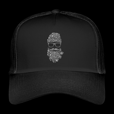 Birds Beard - Trucker Cap