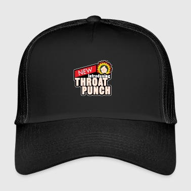 Gonna Punch per la gola - Regalo - Trucker Cap