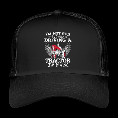 Tractor Shirt · Agriculture · Divine - Trucker Cap