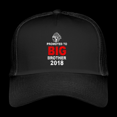 Designed to congratulate older brothers - Trucker Cap