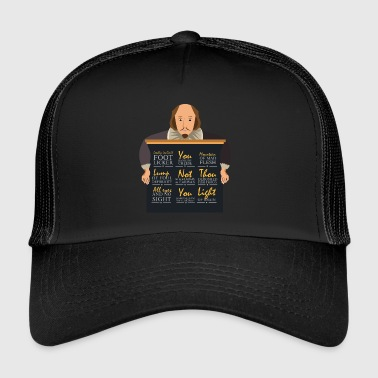 Shakespeare Insults Gift - Trucker Cap