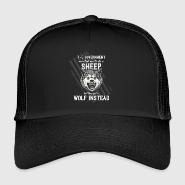 The government wanted a sheep - Trucker Cap