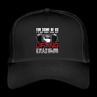 LIFTING - Trucker Cap