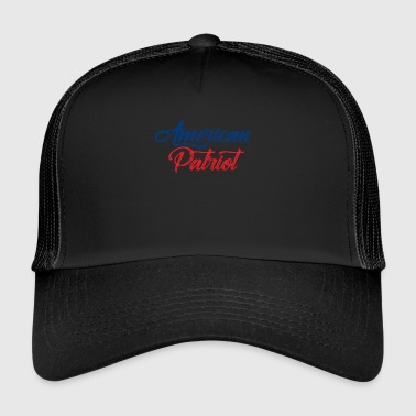 American Patriot - Trucker Cap
