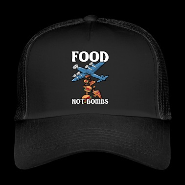 food transportation - Trucker Cap