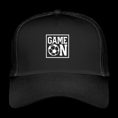 Game On - Trucker Cap