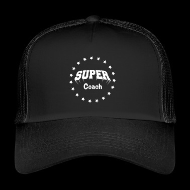 Super Coach - Trucker Cap