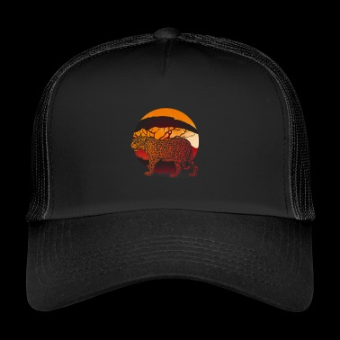 Jaguar safari - Trucker Cap