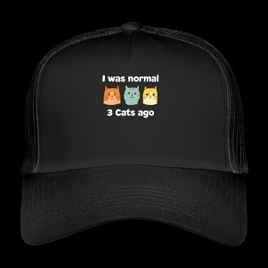 Cat pet meow cat lover cat lover - Trucker Cap