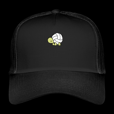 Volley kilpikonna - Trucker Cap