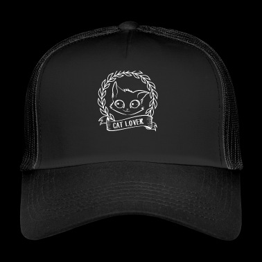 Cat - Cats - Cat Lover - Cat Lover - Trucker Cap