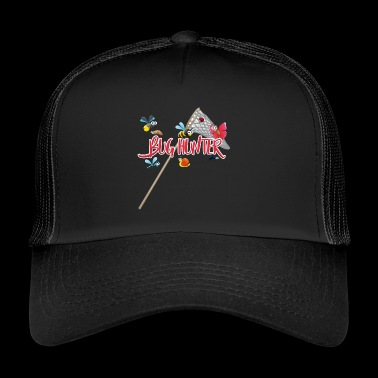 Collecteur d'entomologie d'insectes de Krabbler Kaefer hunter - Trucker Cap