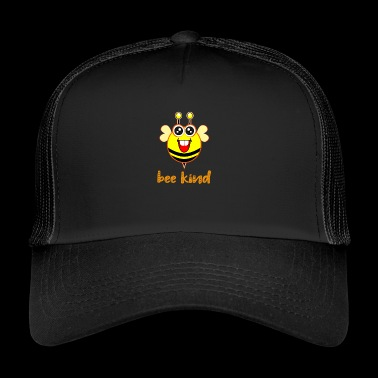 Bee Kid - Anti Pesten Shirt Schoolstudent - Trucker Cap