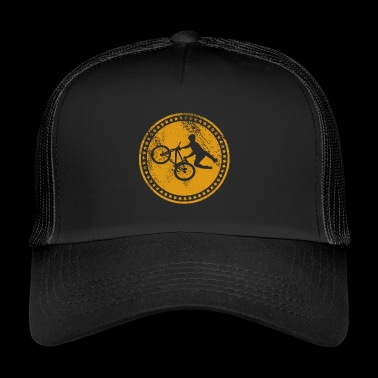 Bicycle dirtbike gift idea - Trucker Cap