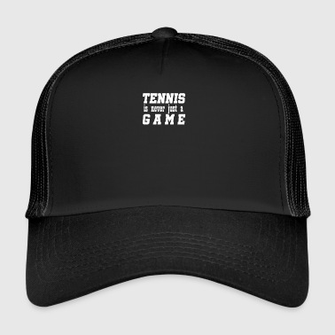 Tennis stadium betting - Trucker Cap