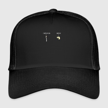 Dental toilet bathroom job - Trucker Cap
