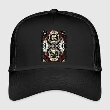 Science-fiction, astronaute, spaceman, cosmonaute - Trucker Cap