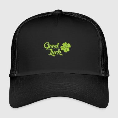 Shamrock of the leprechaun - Trucker Cap
