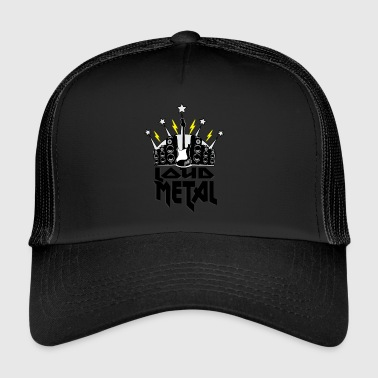 Metal - Trucker Cap