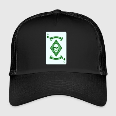 ace of bones - Trucker Cap