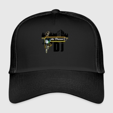 THE DREAM DJ - Trucker Cap