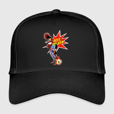 indie Splash - Trucker Cap