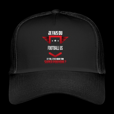 Football US - Trucker Cap