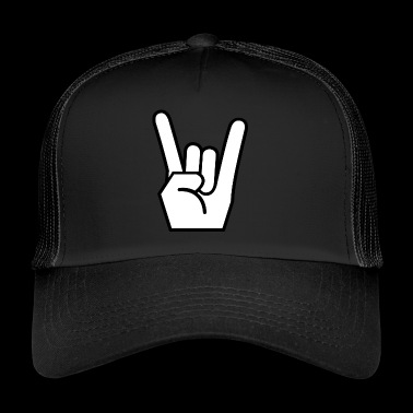 Rock & Roll - Trucker Cap