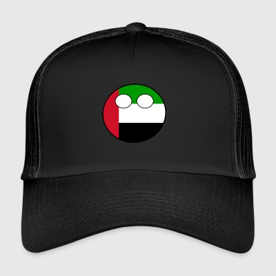 Countryball Land Vereinigte Arabische Emirate - Trucker Cap