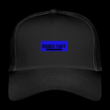 Rodeo Tuff - Trucker Cap