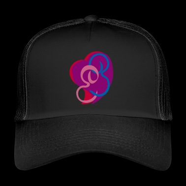 IN_LOVE - Gorra de camionero