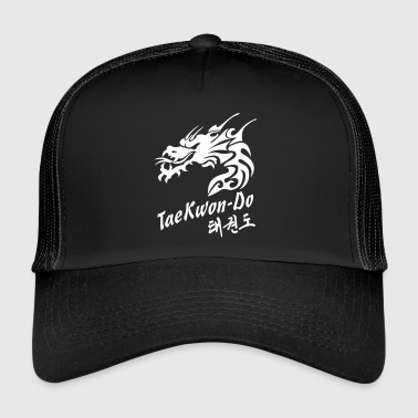 Taekwondo dragon - Trucker Cap