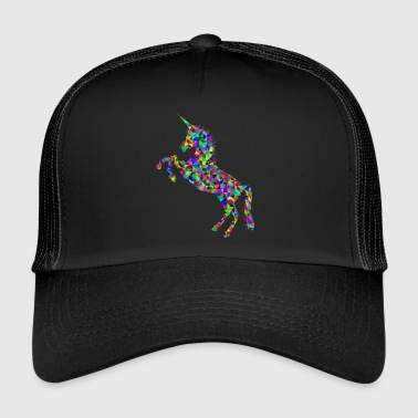 Muoti Unicorn - Trucker Cap
