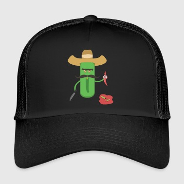 Pepper - Trucker Cap