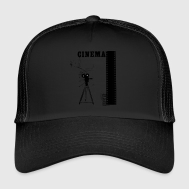 CINEMA - Trucker Cap