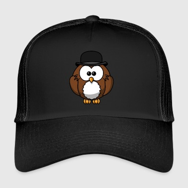 Karikatureule 15 - Trucker Cap
