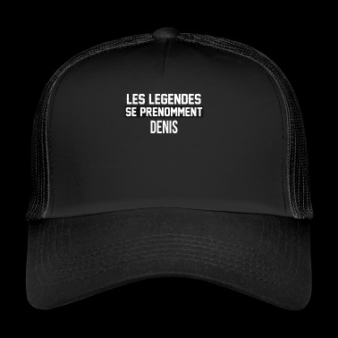 Denis - Trucker Cap
