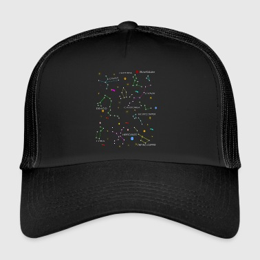 constellations - Trucker Cap
