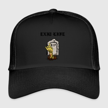Darkover Ink - The Grave - Trucker Cap