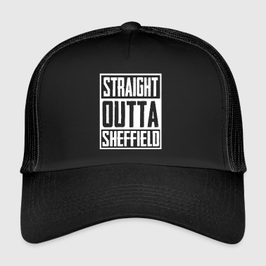 Straight Outta Sheffield - Trucker Cap
