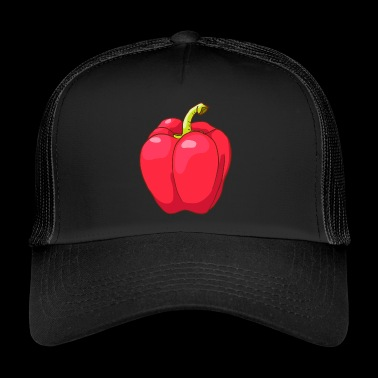 Red pepper - Trucker Cap