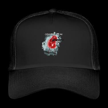 teller Steak - Trucker Cap