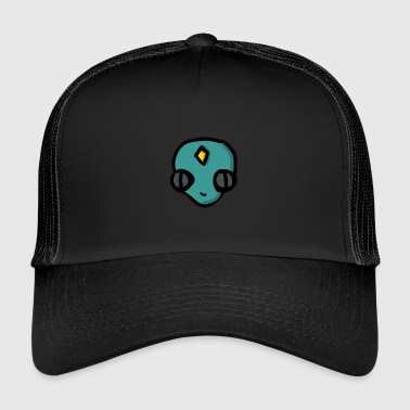 Keenan The Alien - Trucker Cap
